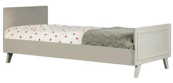 Woood Jugendbett Bett Lily 200 x 90 cm Kiefer lehmfarben