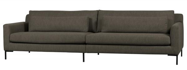 vtwonen 4 Sitzer Sofa Hang out bouclé braun Couch