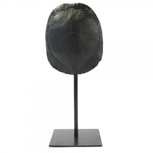 Vintage Deko Skulptur Tischdeko Katana small schwarz Standfigur Figur Objekt