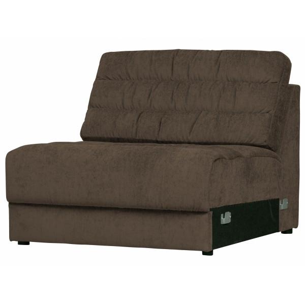 Zusatzelement für 2, 3, 4 Sitzer und Ecksofa Sofa Date vintage warmgrau Couch