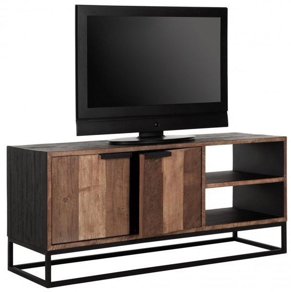 DTP Home TV Möbel Cosmo No.2 small Teakholz