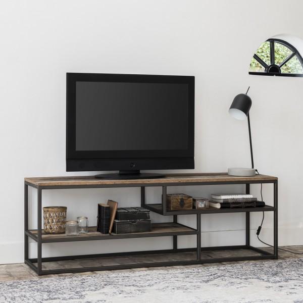 d-Bodhi TV Möbel Lowboard TUAREG 150 cm Teakholz