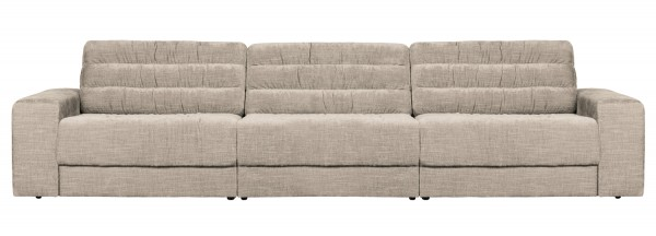 BePureHome 3 Sitzer Sofa Date vintage nougat Couch