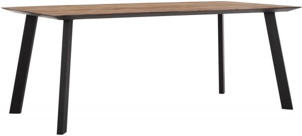 DTP Home Esstisch Shape 225 x 100 cm Teakholz