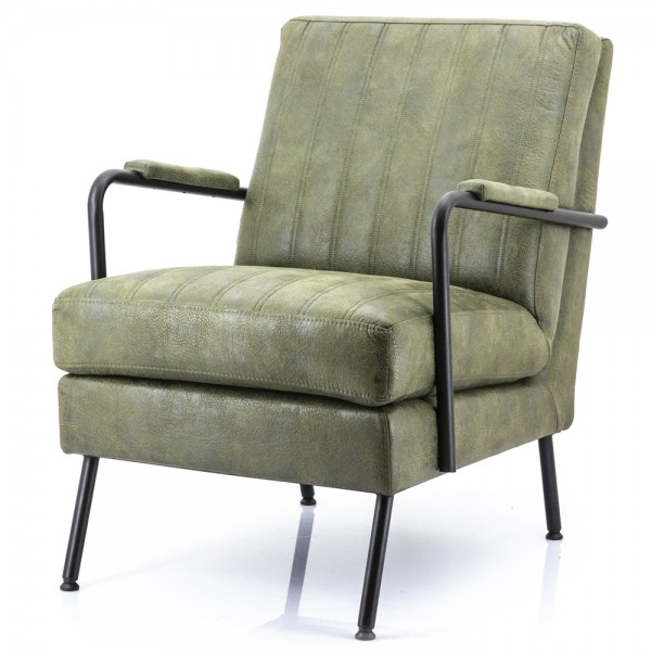 Lounge Chair Tilo Cherokee grün Sessel