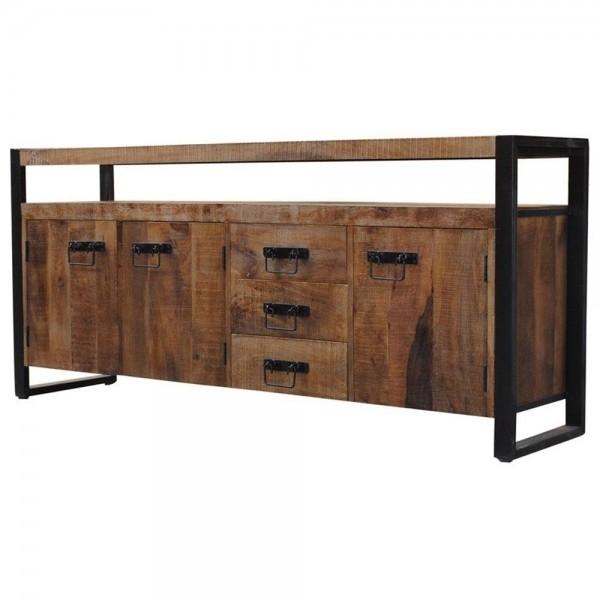 Sideboard Strong 180 cm Kommode Mangoholz