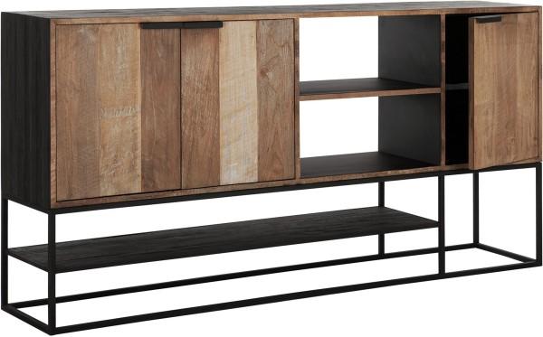 DTP Home Cosmo Sideboard 205 cm No.1 recyceltes Teakholz