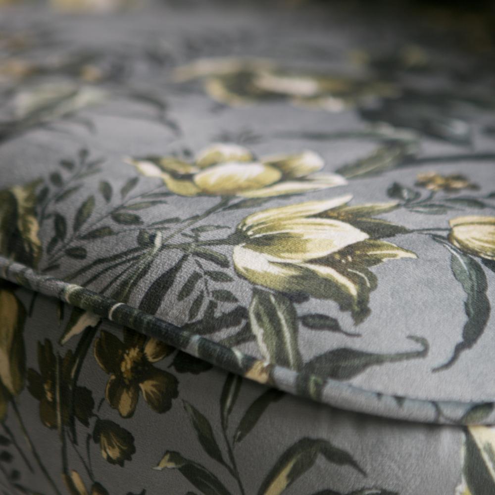 sessel polstersessel vogue samt grau loungesessel. Black Bedroom Furniture Sets. Home Design Ideas