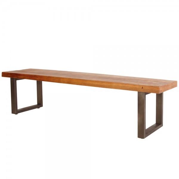 sitzbank 140 cm esstisch bank massivholz mango k chenbank. Black Bedroom Furniture Sets. Home Design Ideas