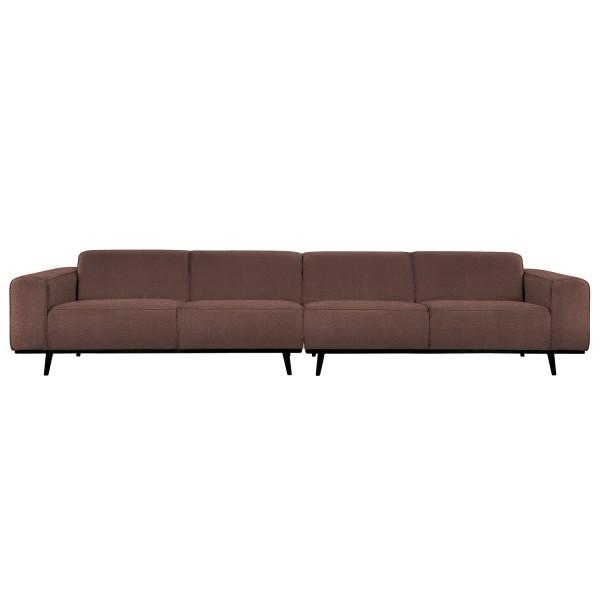 4 Sitzer Sofa STATEMENT XL Bouclé coffee Couch Garnitur Couchgarnitur