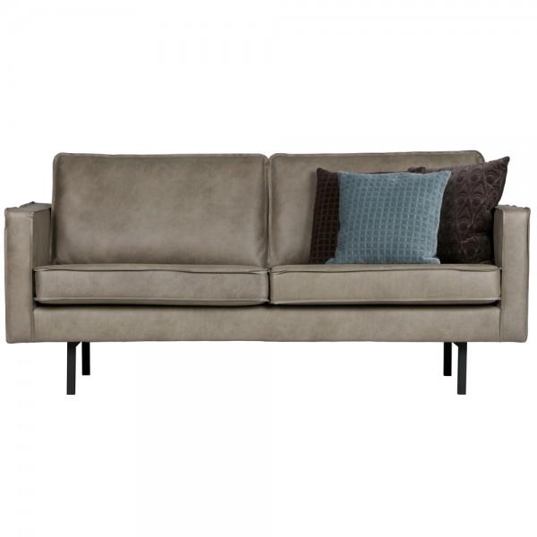 2,5 Sitzer Sofa Rodeo Elefantenhaut grau Lounge Couch Loungesofa Couchgarnitur