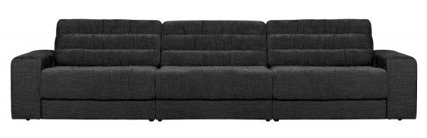BePureHome 3 Sitzer Sofa Date vintage anthrazit Couch