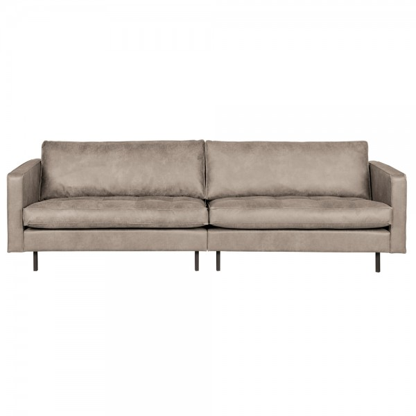 3 Sitzer Sofa Rodeo Elefantenhaut grau Couch Garnitur Couchgarnitur