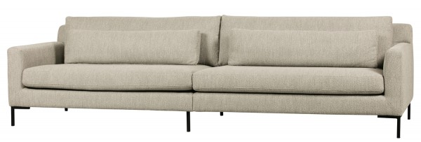 vtwonen 4 Sitzer Sofa Hang out bouclé naturel Couch