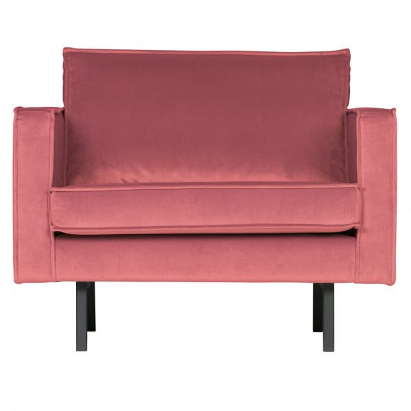 1 5 sitzer sessel rodeo samt pink lounge armlehnsessel fernsehsessel relax bepurehome maison