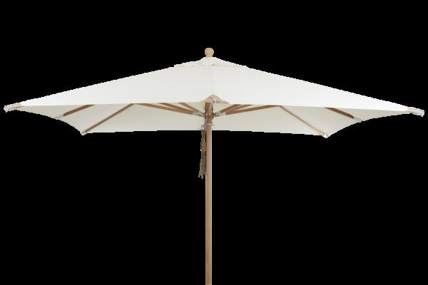 Sonnenschirm Como Parasol Ø 300 cm natur Terrassenschirm Schirm