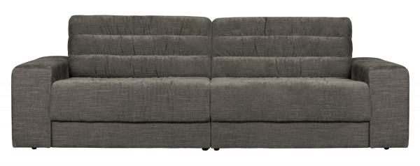 BePureHome 2 Sitzer Sofa Date vintage grau Couch