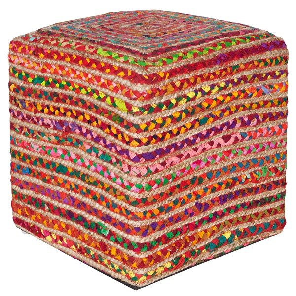 Hocker Pouf CANDY bunt