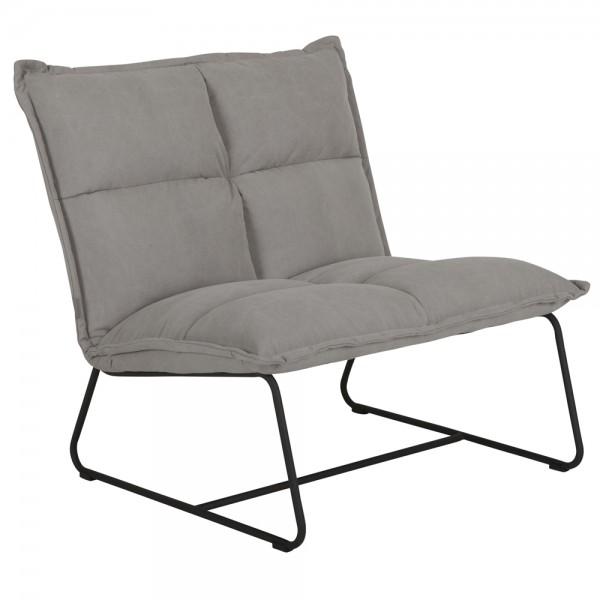 Loungechair Sessel CLOUD XL Baumwolle Relaxsessel Fernsehsessel Loungesessel