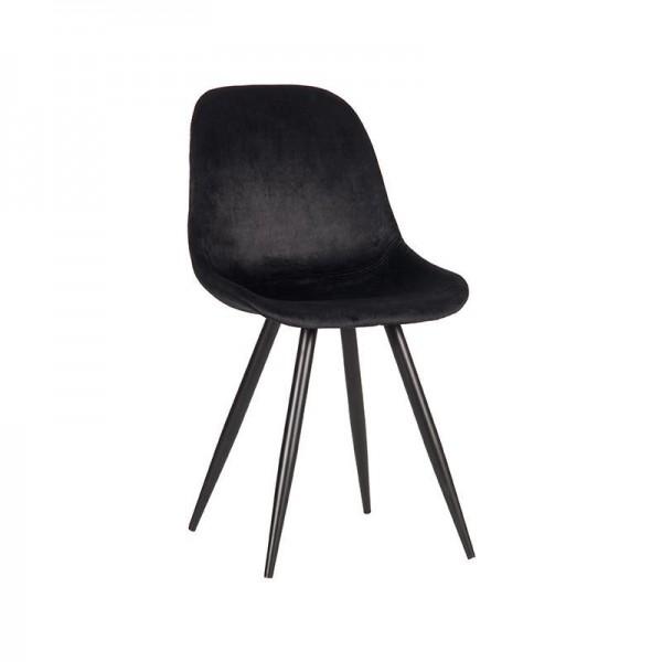 Esszimmerstuhl Capri schwarz Esszimmer Stuhl