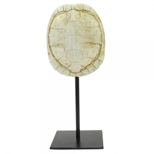 Vintage Deko Skulptur Tischdeko Katana small weiß Standfigur Figur Objekt