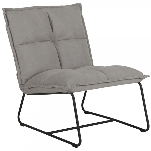 Loungechair Sessel CLOUD Baumwolle Relaxsessel Fernsehsessel Loungesessel