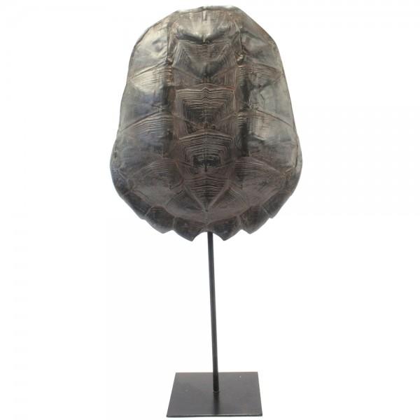Vintage Deko Skulptur Tischdeko Katana XL braun Standfigur Figur Objekt