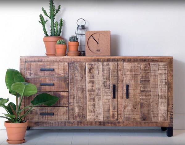 Sideboard Kommode Ventura Mango Holz