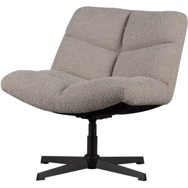 Lounge Sessel Vinny Sand drehbar Fernsehsessel