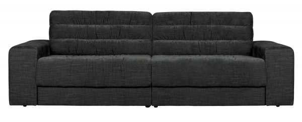 BePureHome 2 Sitzer Sofa Date vintage anthrazit Couch