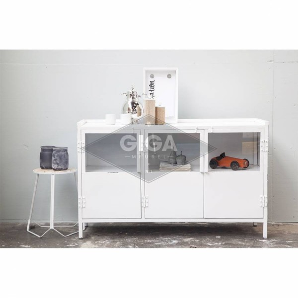 Industrie Design Kommode Sideboard Metall Schrank Industry vintage ...