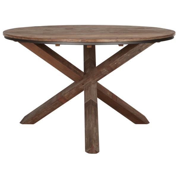 d-Bodhi Esstisch rund Tuareg Ø 160 cm recyceltes Holz