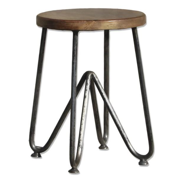 Hocker Stuhl Triangle Sitzhocker