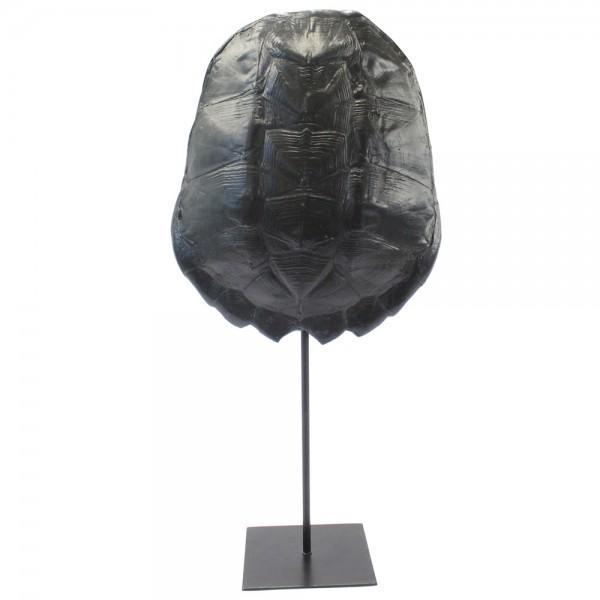 Vintage Deko Skulptur Tischdeko Katana XL schwarz Standfigur Figur Objekt