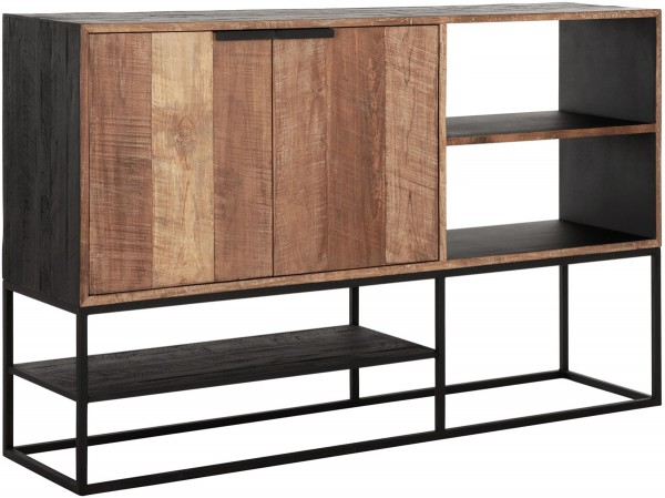 DTP Home Cosmo Sideboard 160 cm No.1 recyceltes Teakholz
