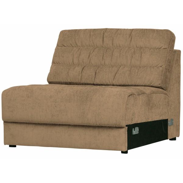 Zusatzelement für 2, 3, 4 Sitzer und Ecksofa Sofa Date vintage sandfarben Couch