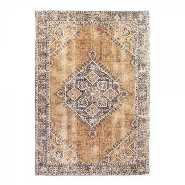 Vintage Teppich River gelb 200 x 300 cm Carpet