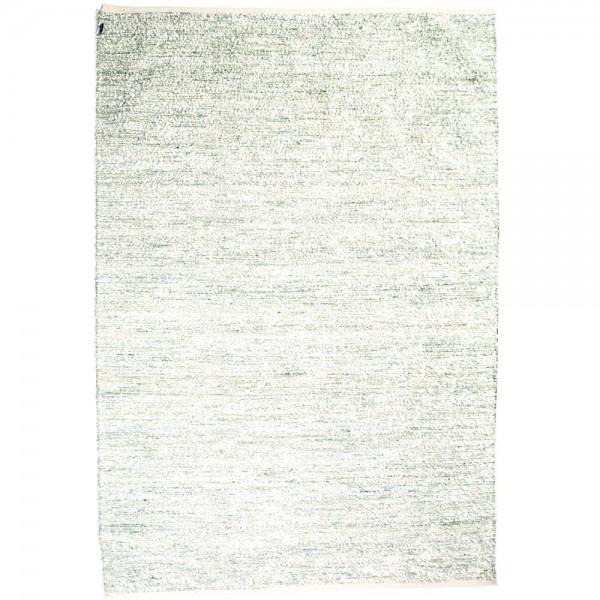 Vintage Wohnzimmer Teppich Shaggy grün 200 x 300 cm Teppiche Carpet Shabby Look Landhaus