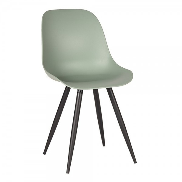 Schalenstuhl Monza waldgrün Esstisch Stuhl Esszimmerstuhl Esszimmer Dinnerstuhl Stühle
