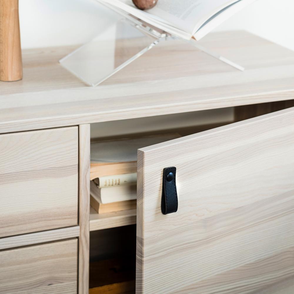 vintage tv m bel silas 180 cm lowboard board fernseh. Black Bedroom Furniture Sets. Home Design Ideas