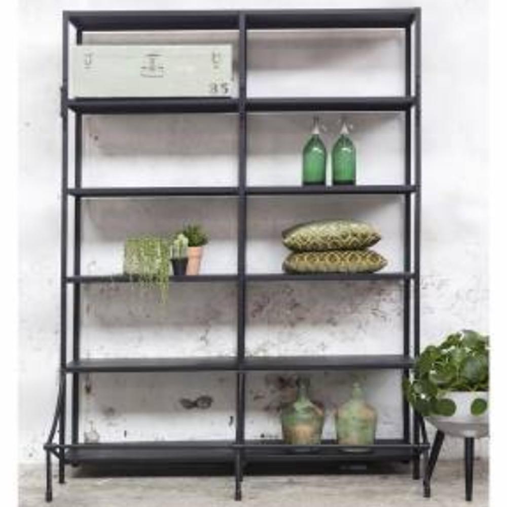 vintage bibliothek schrank robin gro b cherregal. Black Bedroom Furniture Sets. Home Design Ideas