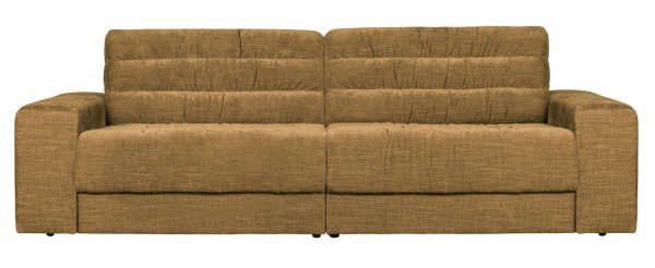 BePureHome 2 Sitzer Sofa Date vintage gold Couch