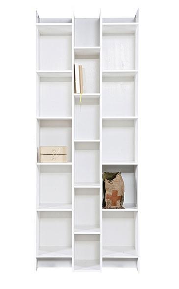 Bücherregal EXPAND Breite 80 cm Kiefer weiß