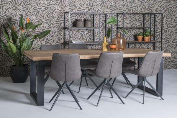 Esstisch Sturdy 220 x 100 cm Mango Holz