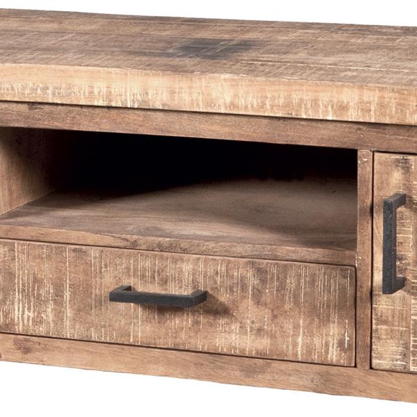 vintage landhaus tv m bel 2 t ren lowboard tv rack 180 cm. Black Bedroom Furniture Sets. Home Design Ideas