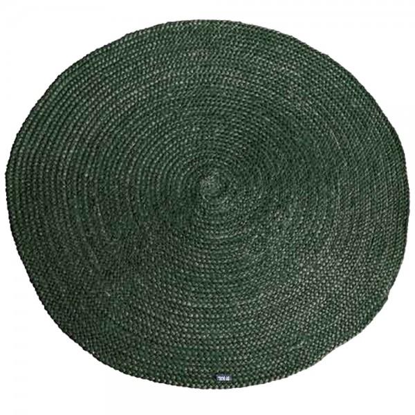 Jute Teppich rund Ø 120 cm Juteteppich