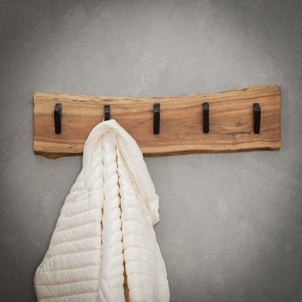 Wandgarderobe 60 cm breit Akazie
