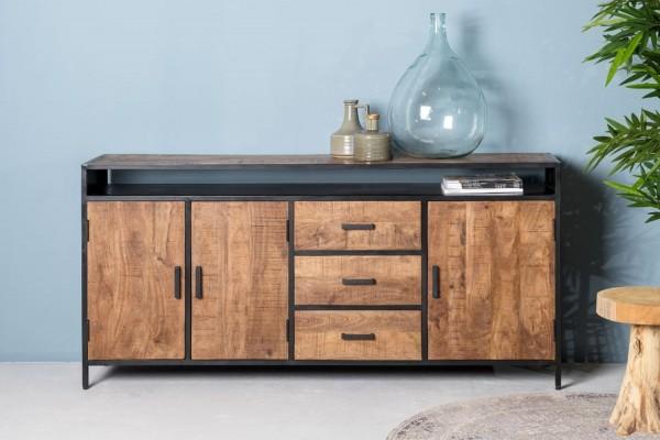 Sideboard Sturdy 180 cm Mangoholz