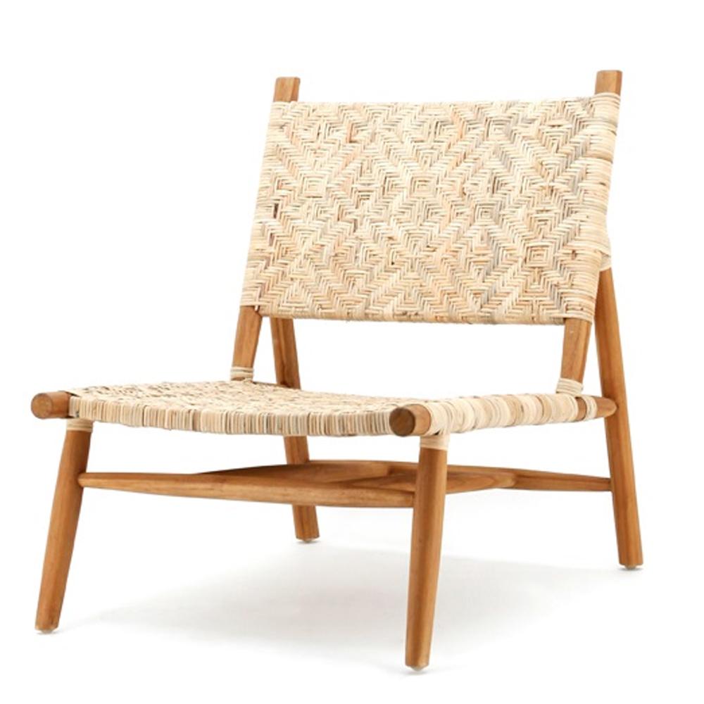 vintage sessel cane teakholz rattan relaxsessel fernsehsessel loungesessel new maison esto. Black Bedroom Furniture Sets. Home Design Ideas