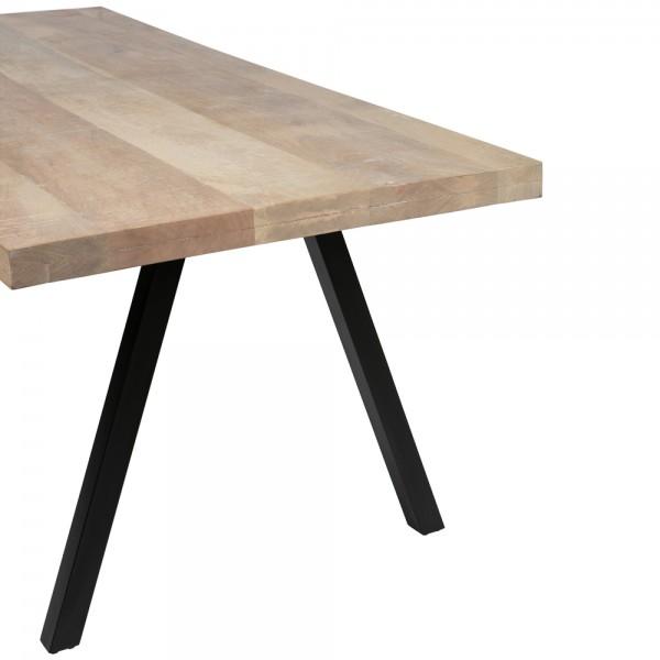 Tischplatte Tablo Mango 200 x 90 cm